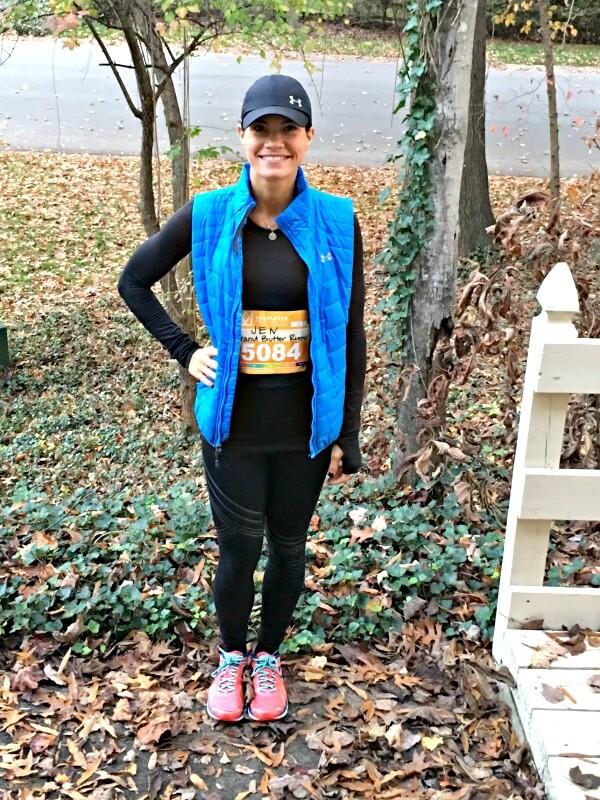 Cold Weather Half Marathon Gear