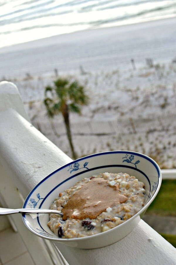 cottage cheese oatmeal