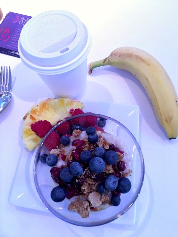 blogher health conference breakfast