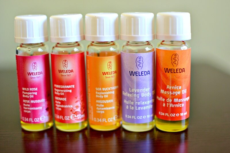 body oils pregnancy