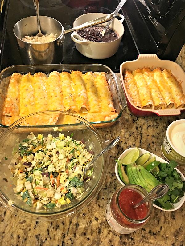 enchilada feast