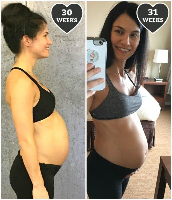 31 Weeks Pregnancy Update
