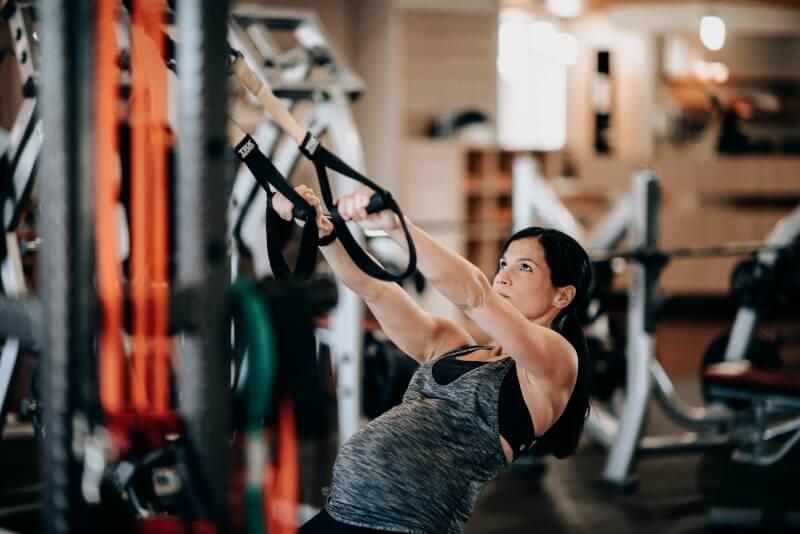 TRX Pregnancy Workout