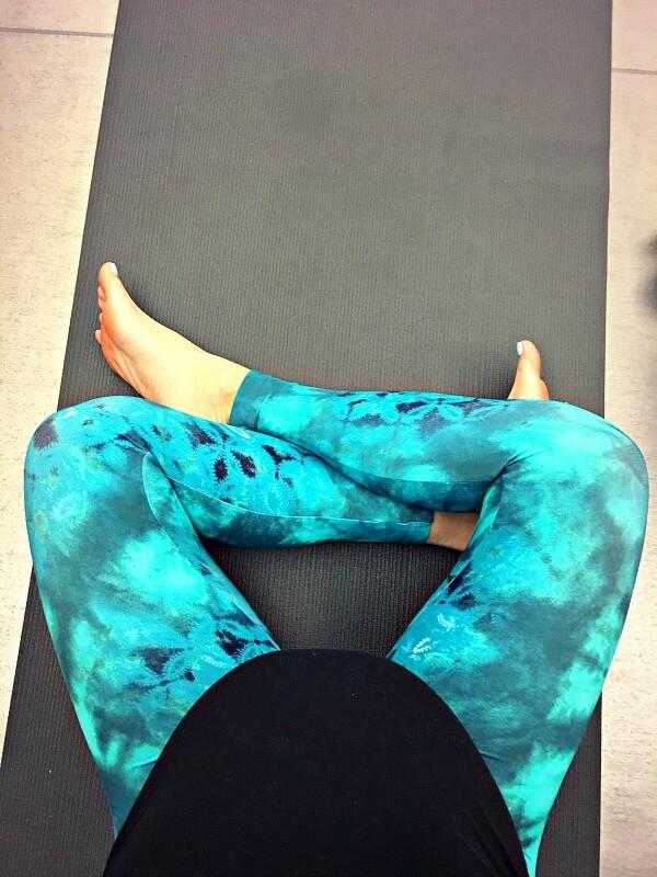 baby bump yoga