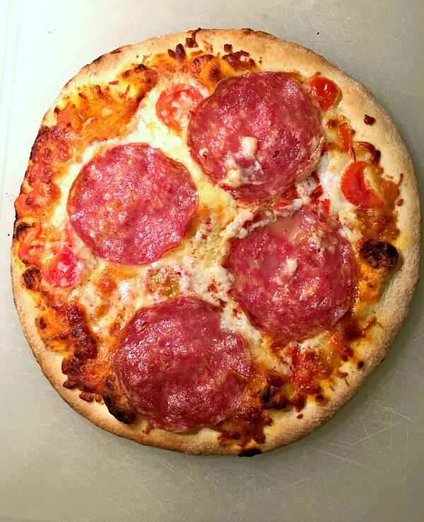 aldi frozen pizza