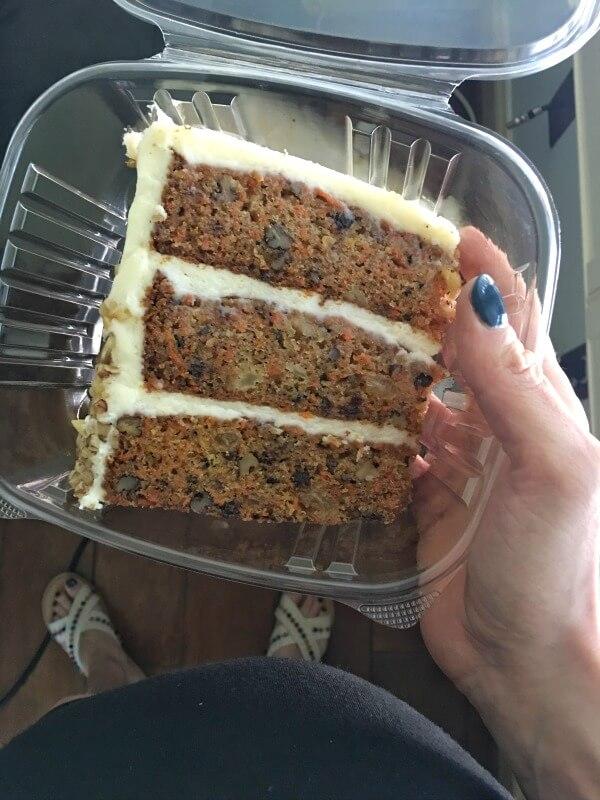 charlotte, nc carrot cake