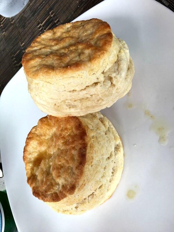 namastay kitchen biscuits