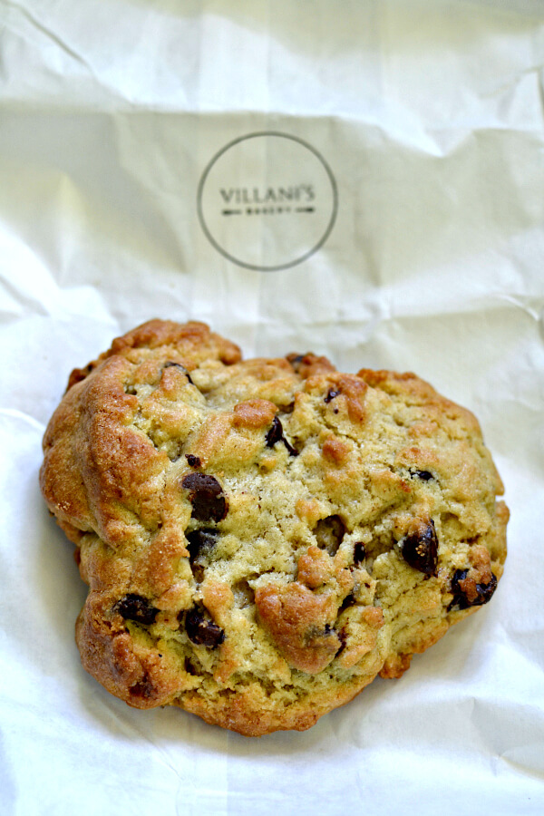 villani's chocolate chip cookie charlotte nc