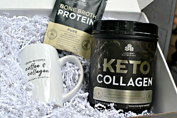 Ancient Nutrition Keto Collagen