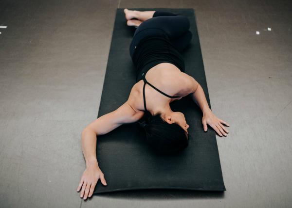 Yoga Chest Opener