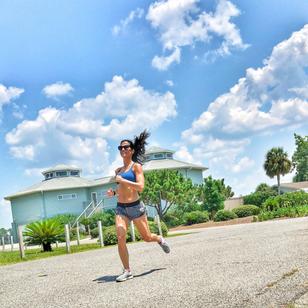 postpartum running
