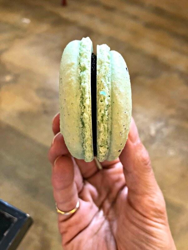 amelie's macaron