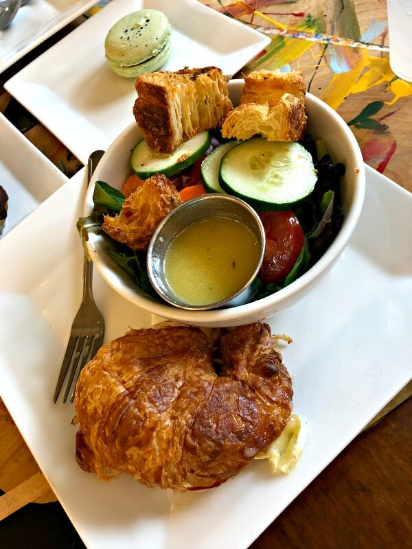 Amelie's Charlotte Lunch