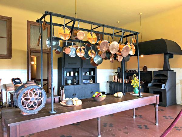 biltmore estate kitchen