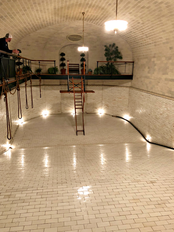 biltmore estate indoor pool