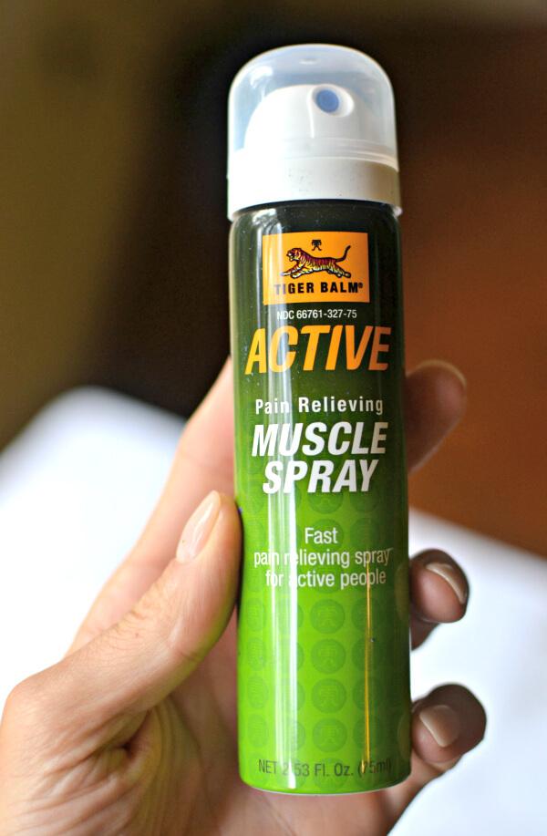 Tiger Balm Spray
