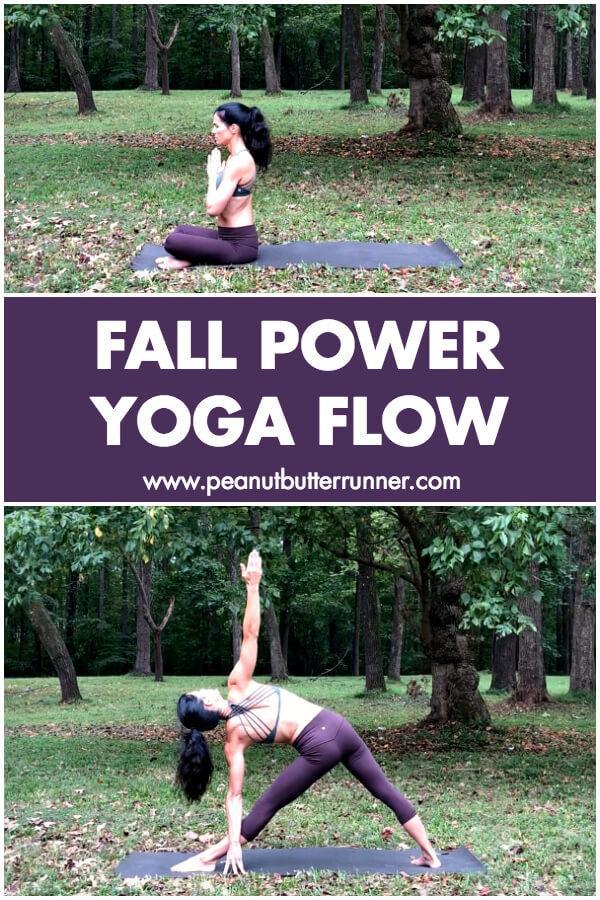 Fall Power Yoga Flow