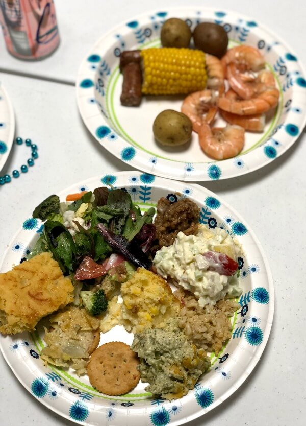Low Country Boil Potluck