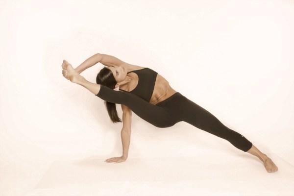Studio B Power Yoga Jen Eddins