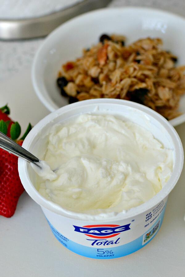 FAGE Total Plain 5% Greek Yogurt