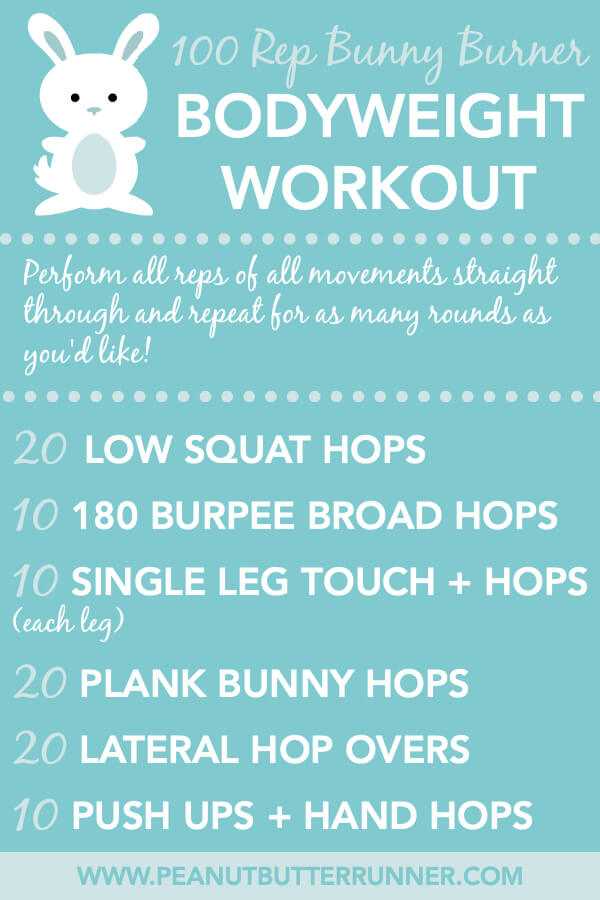 plyo bodyweight workout