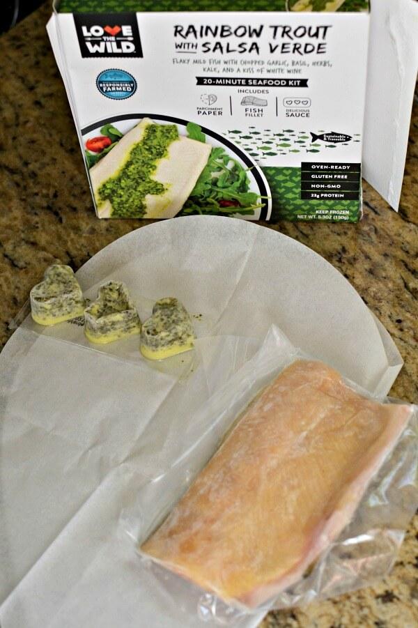 LoveTheWild Seafood Kits