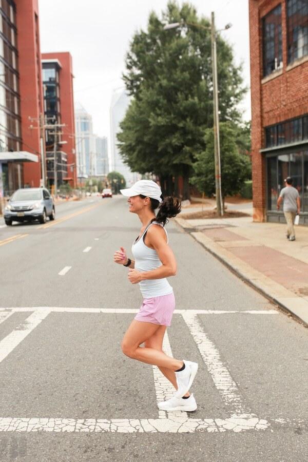 summer running