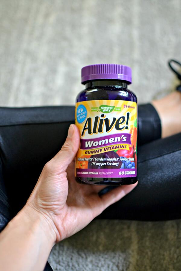 Alive! Women's Gummy Multivitamins