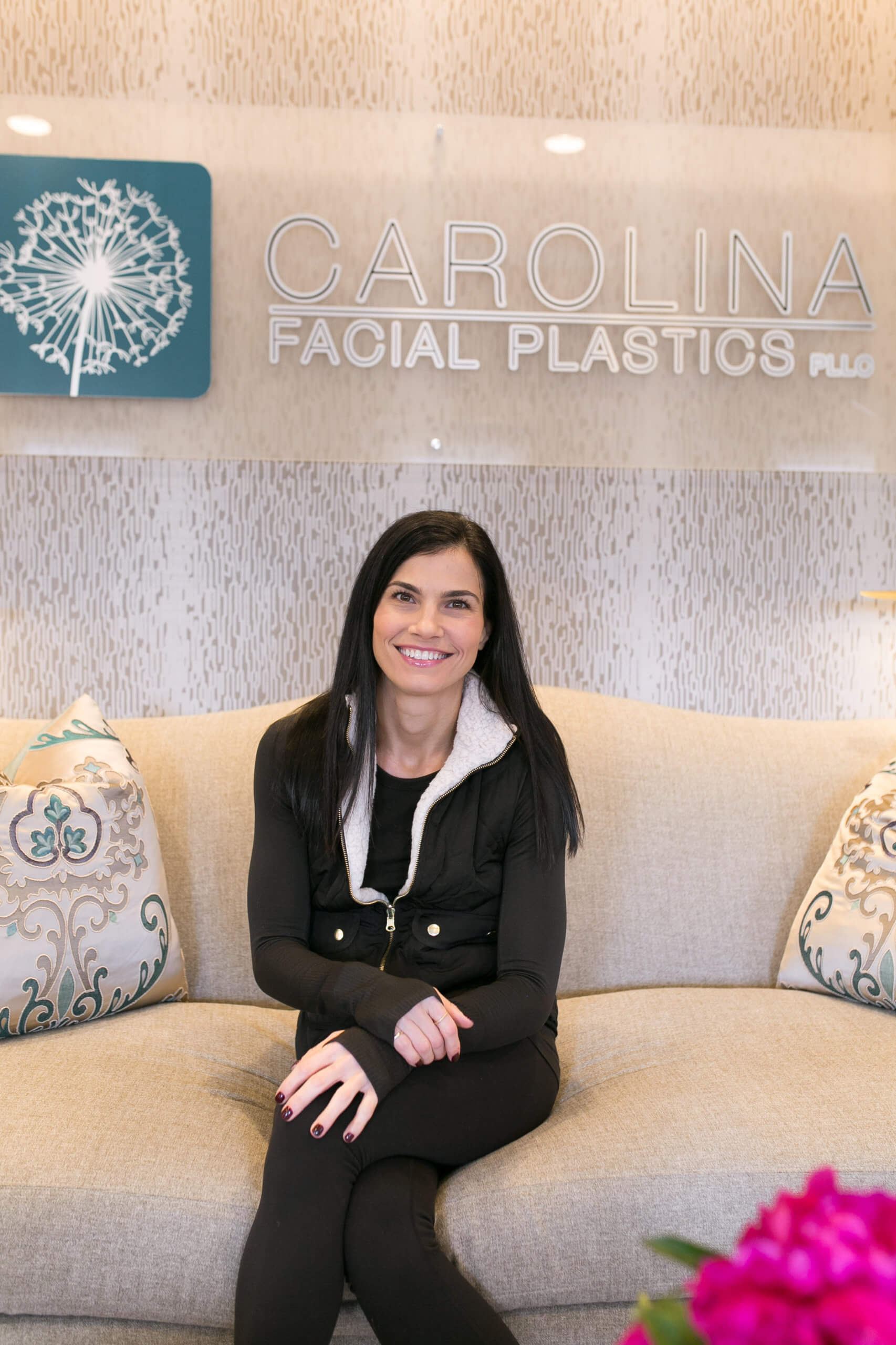 skincare at Carolina facial plastics