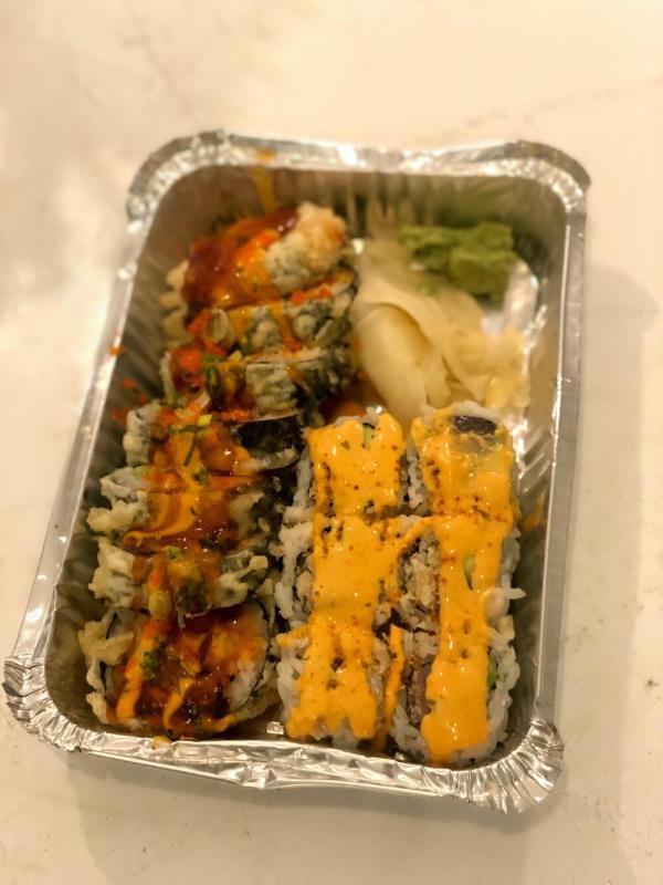 zen sushi Asheville