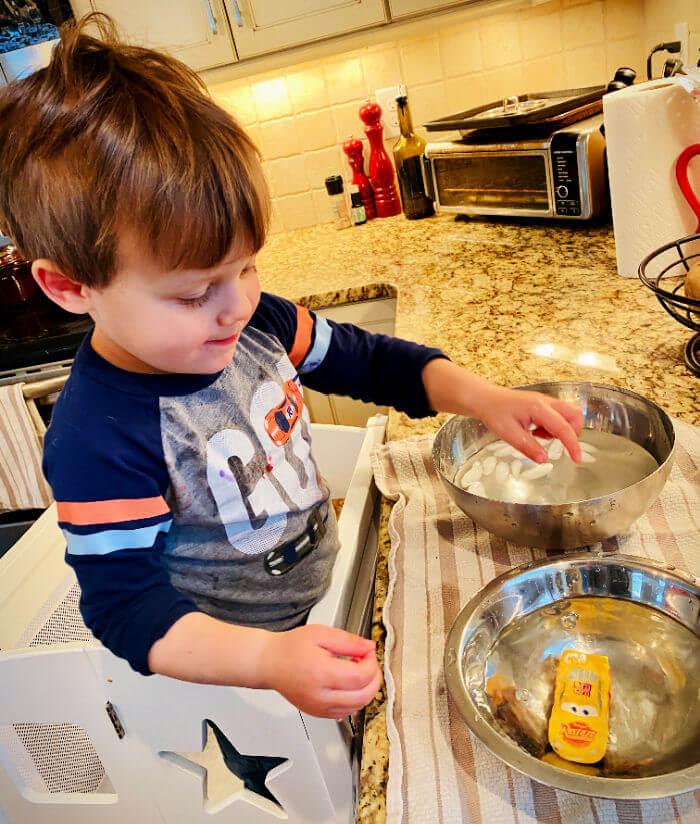 guide craft kitchen helper