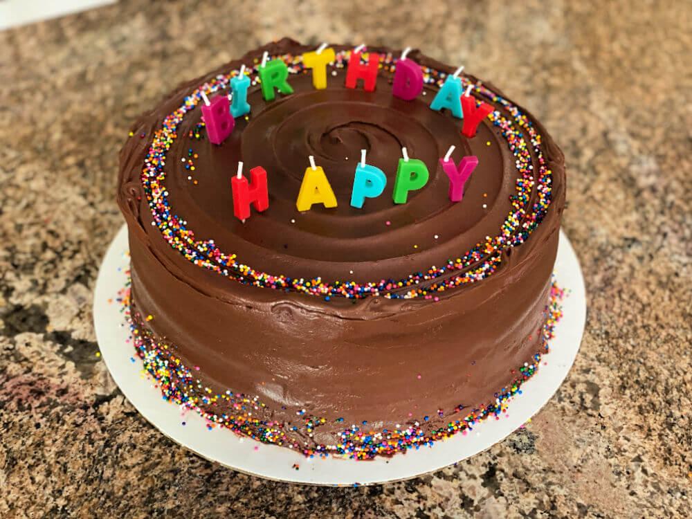 villani's bakery chocolate cake
