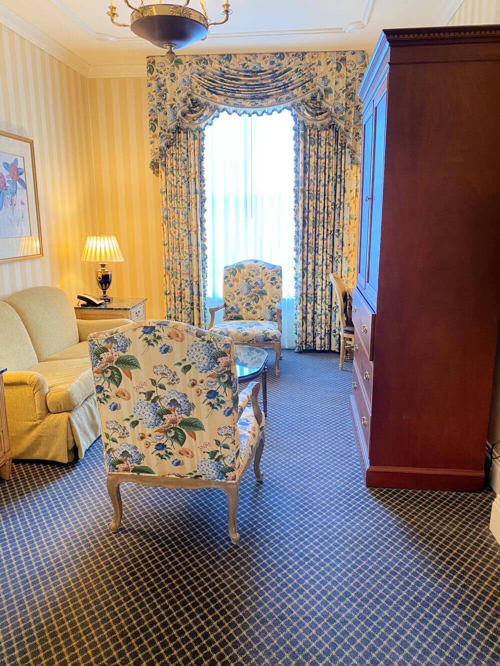 Hotel Monteleone Suite