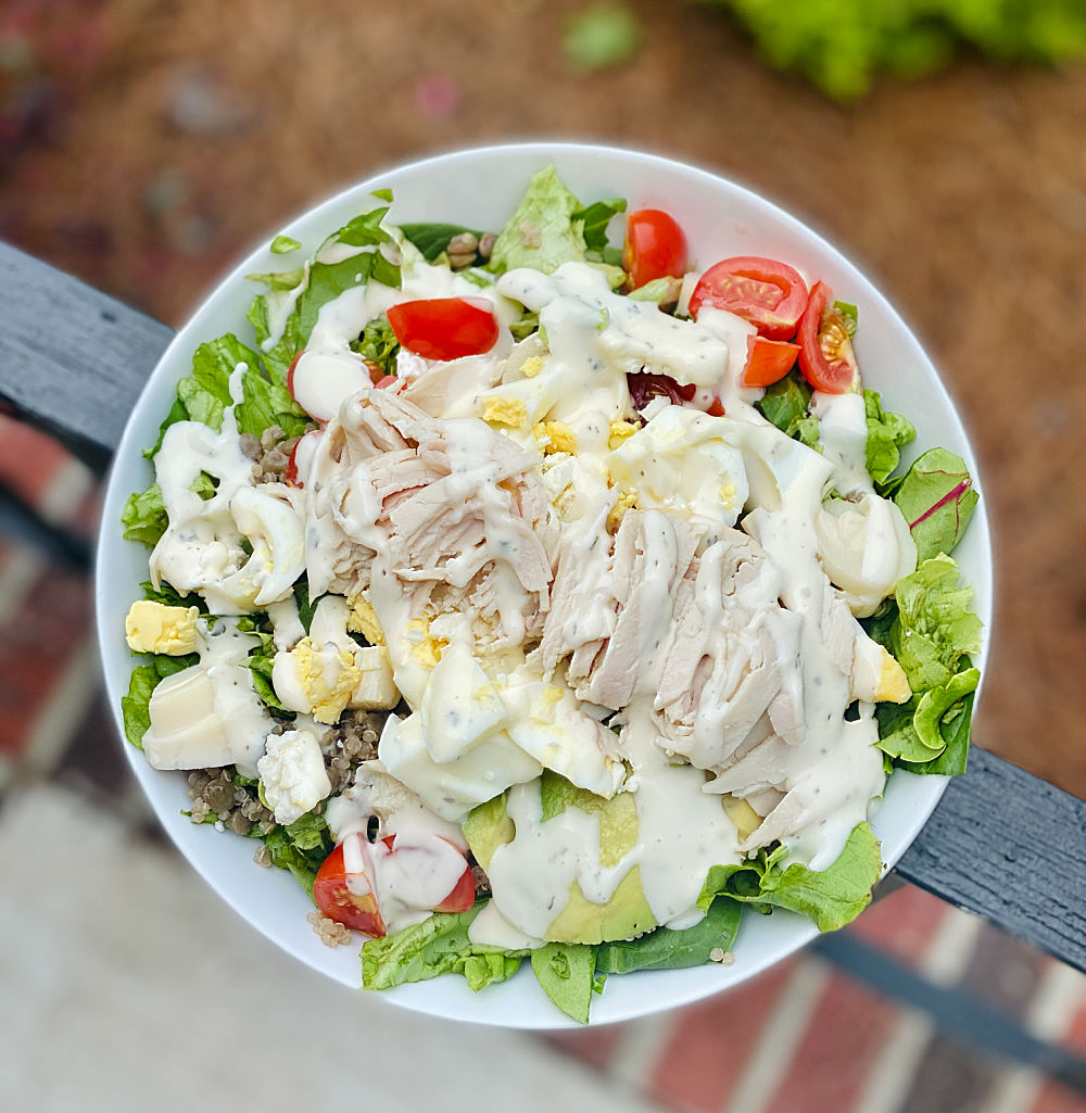lunch salad ideas