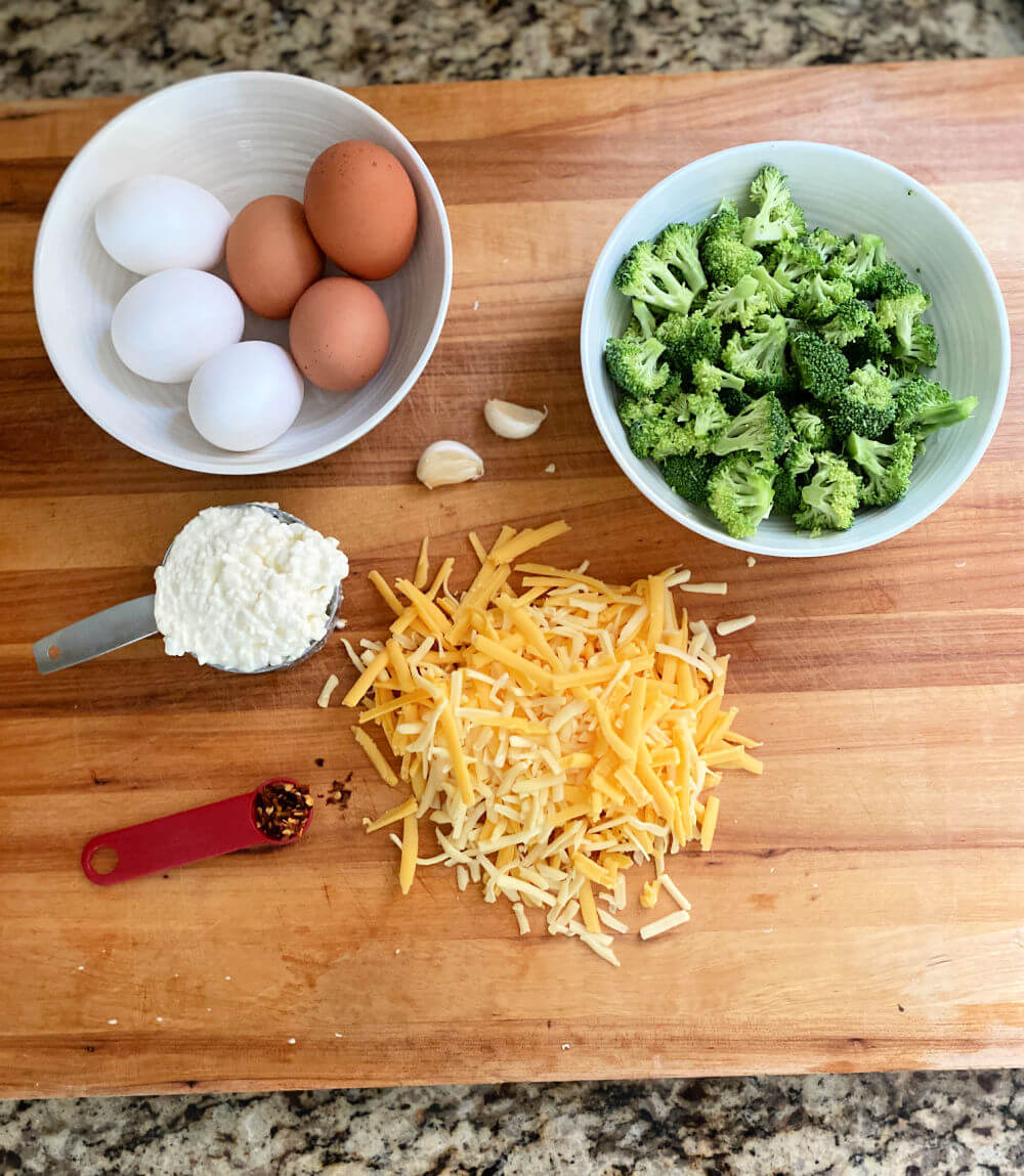 broccoli cheddar quiche ingredients