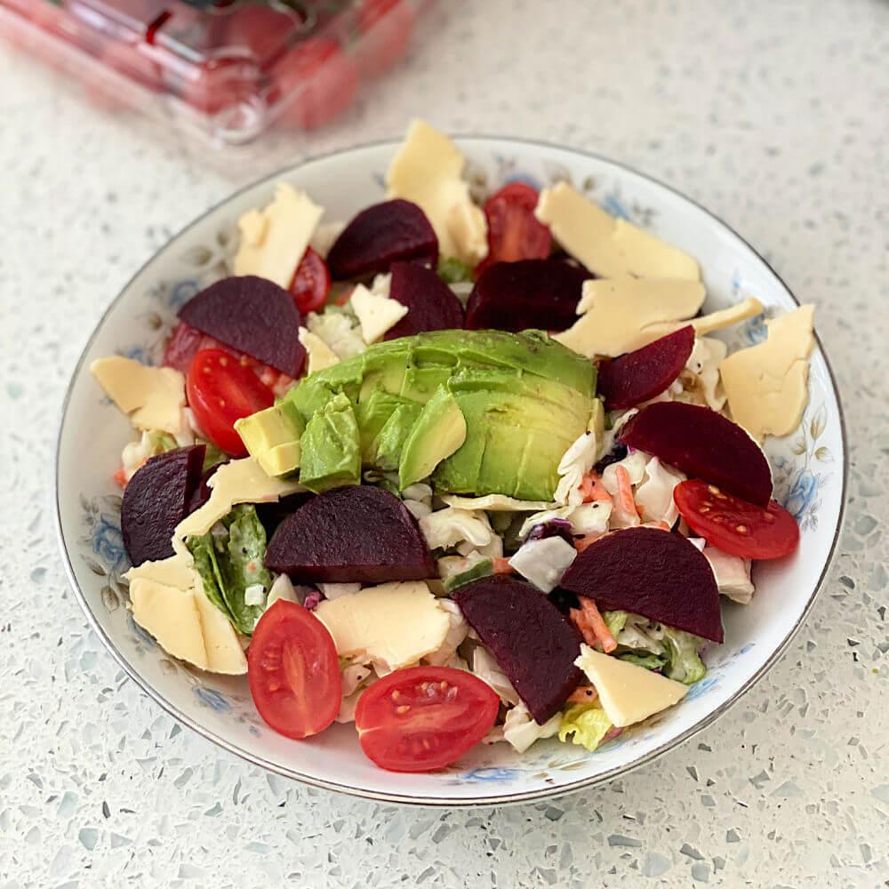 chopped salad kit