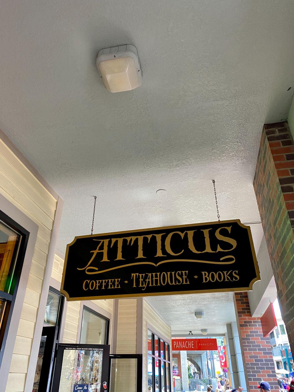 Atticus coffee park city