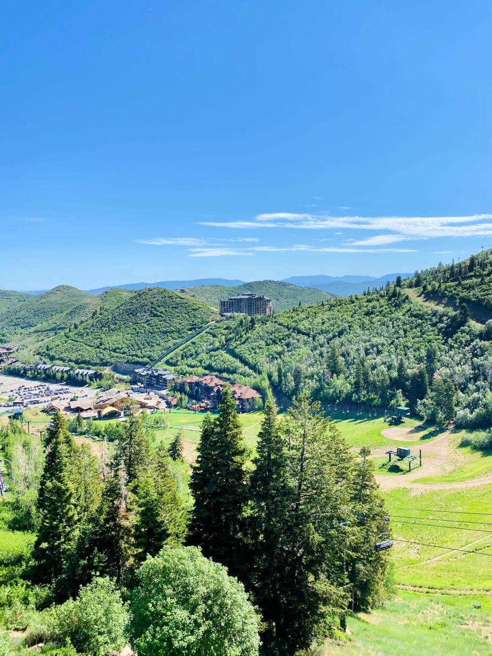 the st. regis deer valley