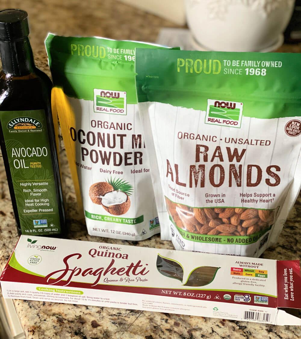 now foods coconut milk powder