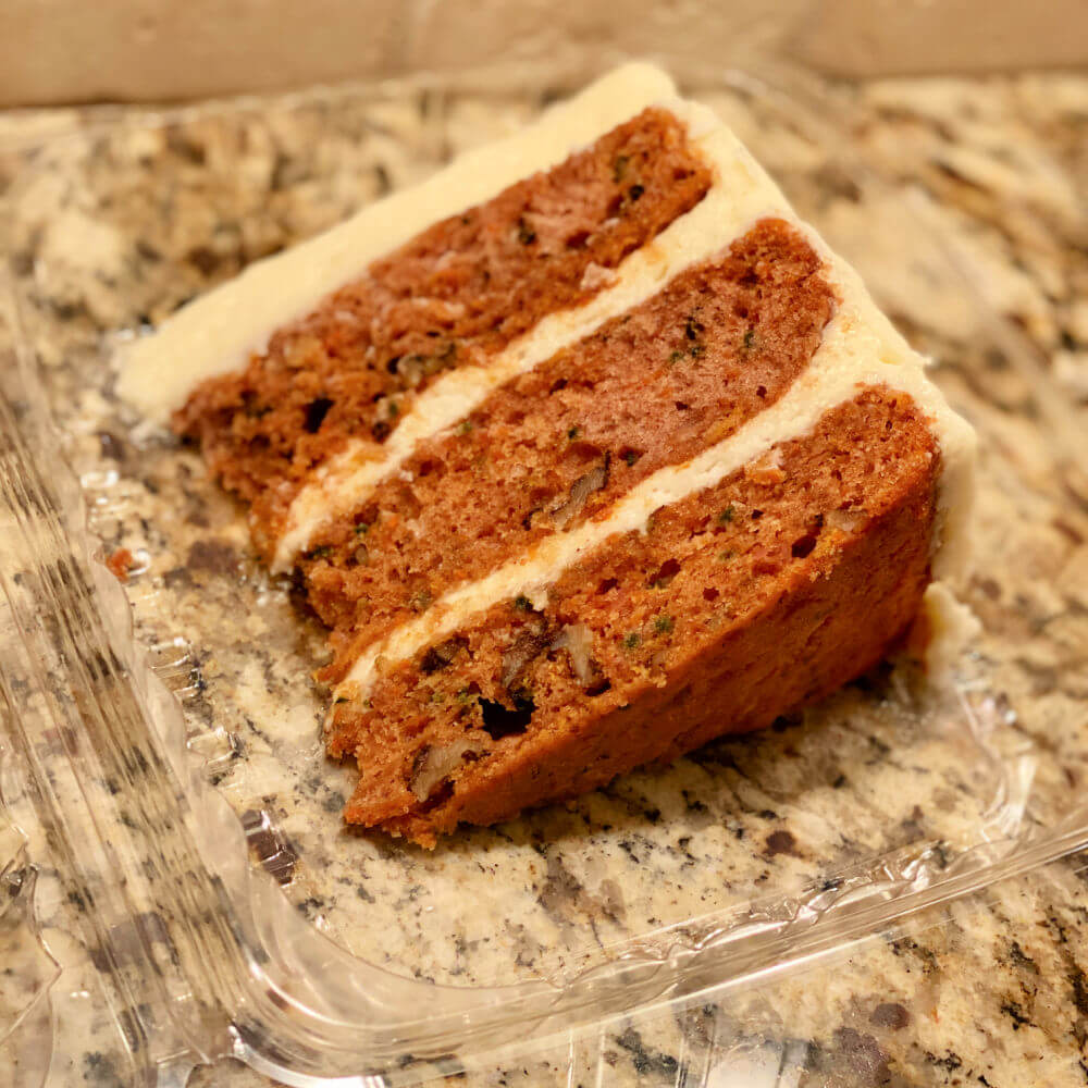 villani's carrot cake