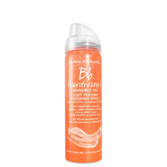 bumble and bumble hairdresser's invisible oil soft texture finishing spray