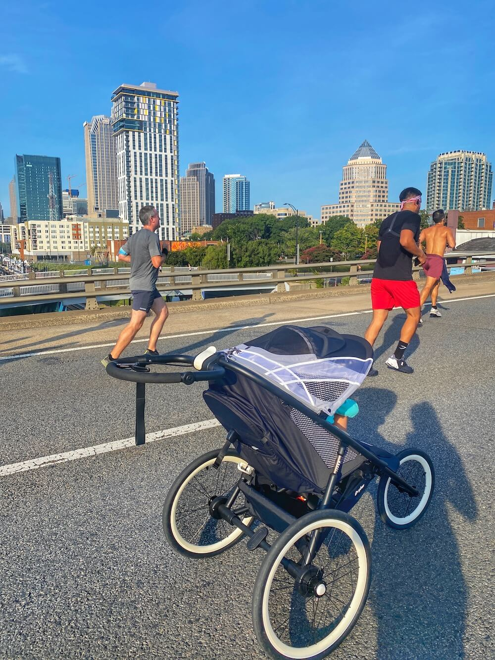around the crown 10K race review