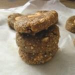 Cashew Banana Cookies