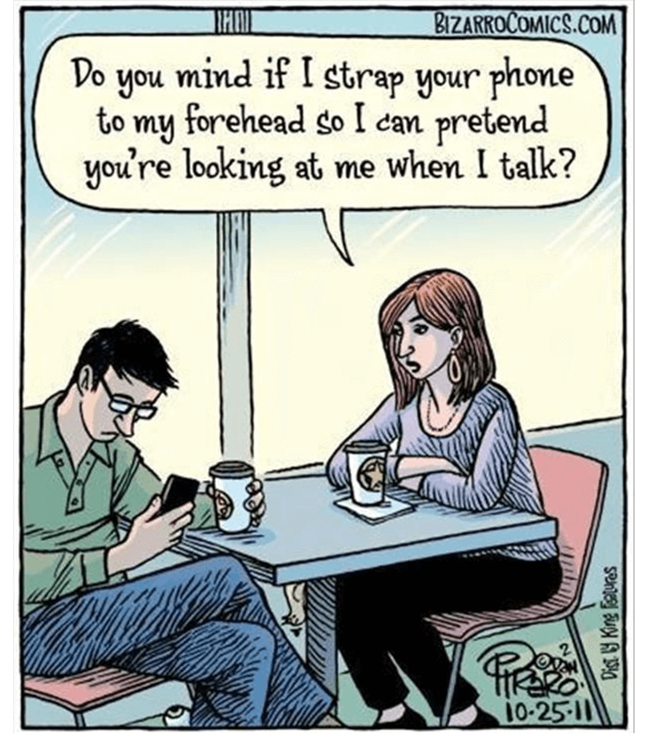 Smartphone Webcomic