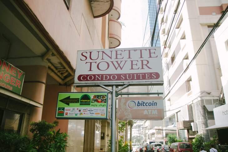 Sunnette Tower, Poblacion, Makati