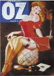 Oz cover by Pearce Marchbank