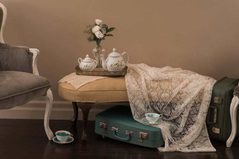 classic vintage collaborative styled shoot