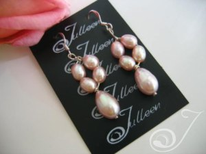 Alicia Cluster Earrings