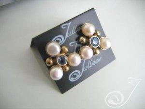 Maja Sky Blue Topaz Earrings