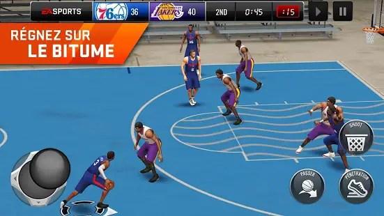 télécharger nba live mobile basket-ball pour pc et mac